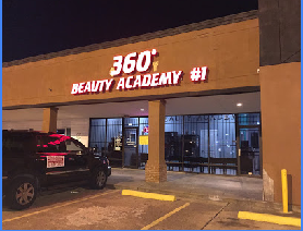 360 Degrees Beauty Academy